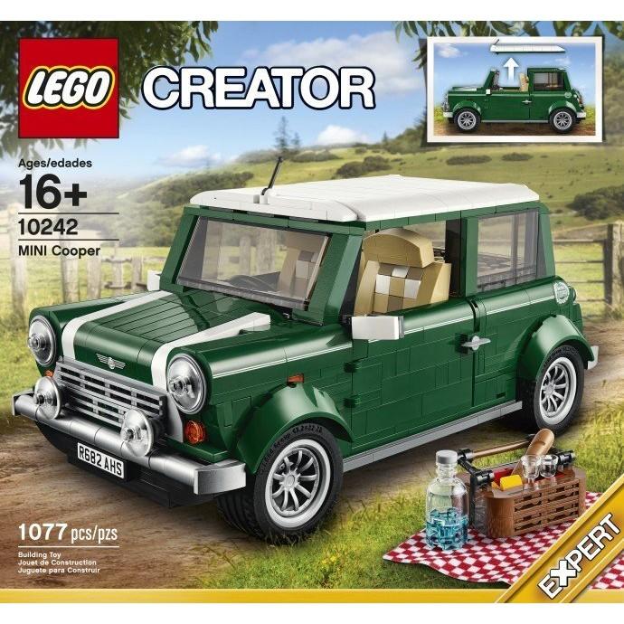 LEGO 10242 樂高積木 收藏系列 Mini Cooper
