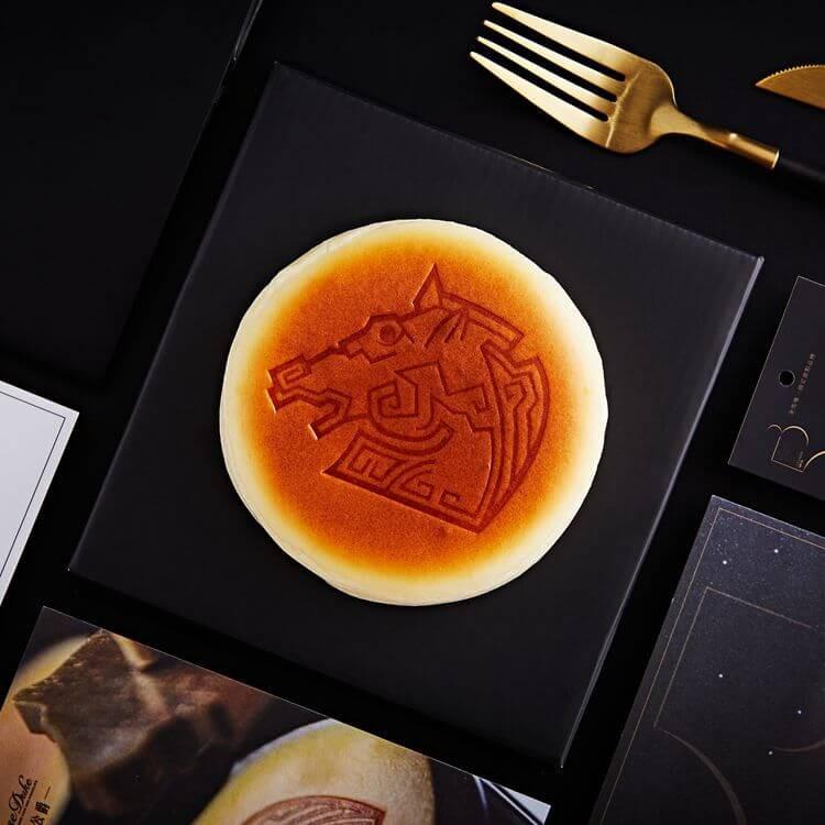 起士公爵 純粹原味乳酪蛋糕(6吋)