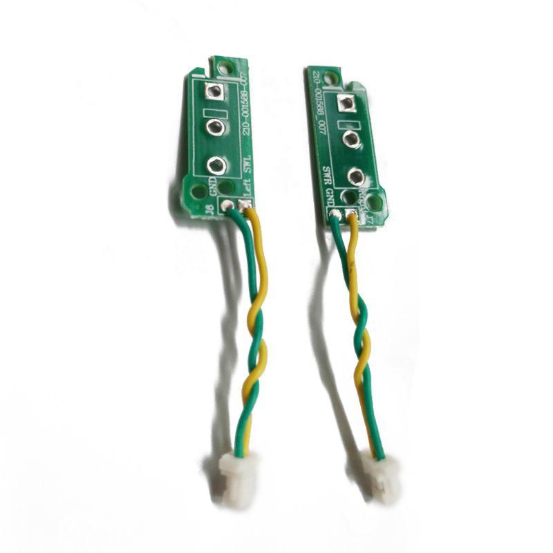 維修零件Logitech G900 G903鼠標按鈕板電纜不帶微動開關
