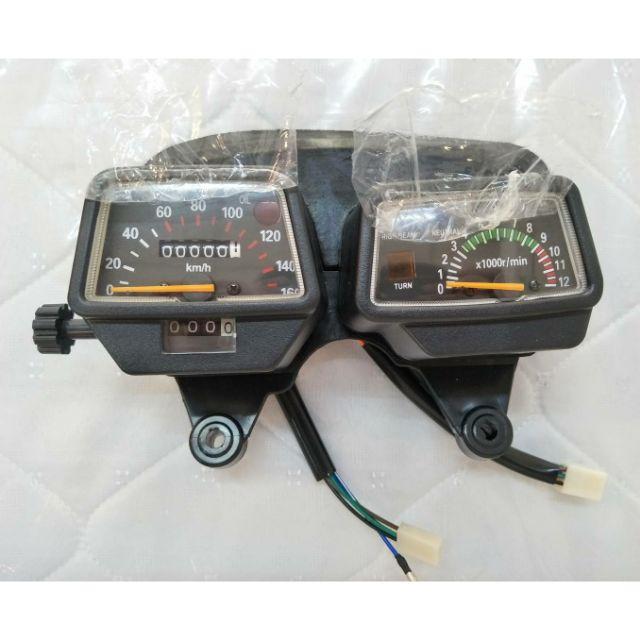 現貨秒出 YAMAHA DT 125 DT125 dt dt125 儀錶 儀表 轉速表 時速表 馬錶 碼錶 山葉 越野車