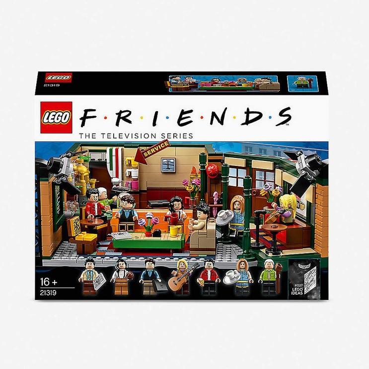 🇬🇧英國代購 LEGO 樂高 21319 Friends六人行 Central Perk 中央公園咖啡店