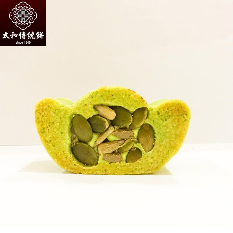 【太和傳統餅】 南葵綠蜜酥 - 元寶發財 66大順禮盒 6入/盒