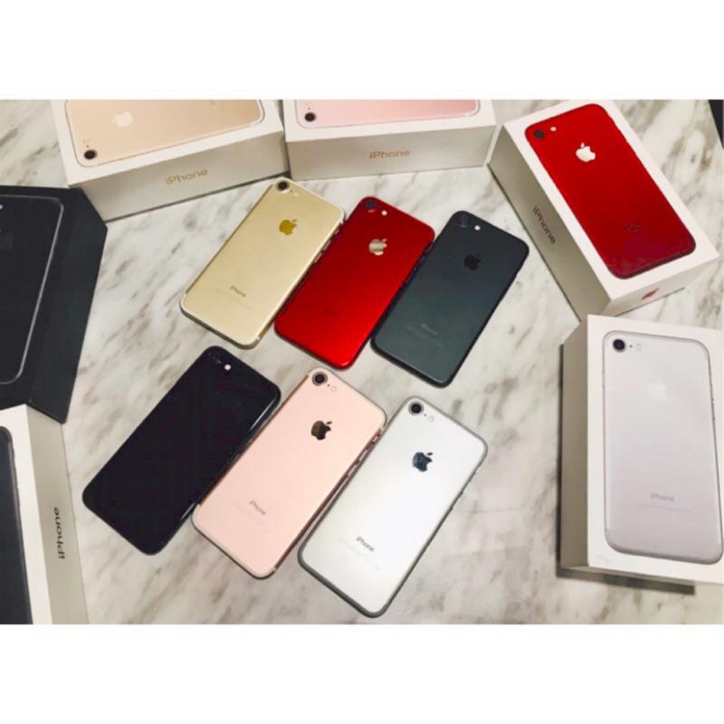 🎉 10/8更新!降價嘍! 🎉 二手機 台灣版iphone7 256GB(4.7吋/IP67防水防塵)