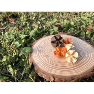 -木荷果開心果開口笑果實十字果-自然素材原色藤圈天然乾燥花材乾燥花頭DIY永生花拍照裝飾 桃園市