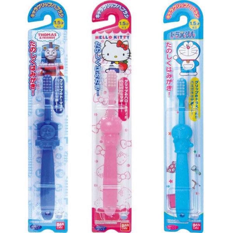 日本兒童造型牙刷