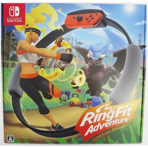 二手《日版》 遊戲 任天堂 Nintendo Switch 健身環大冒險