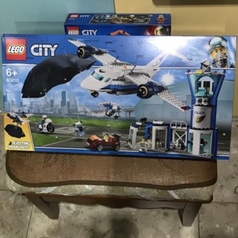 Lego 60210 航警航空基地