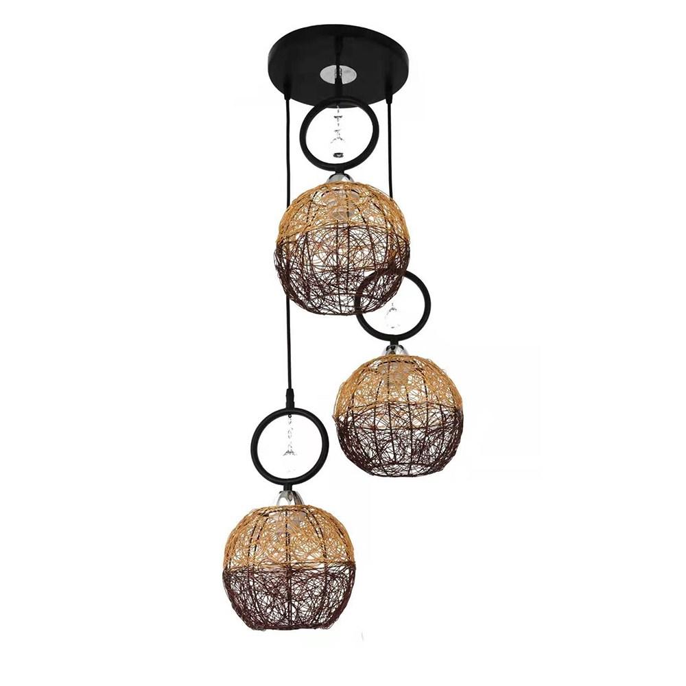 特力屋 晶縷3燈吊燈
