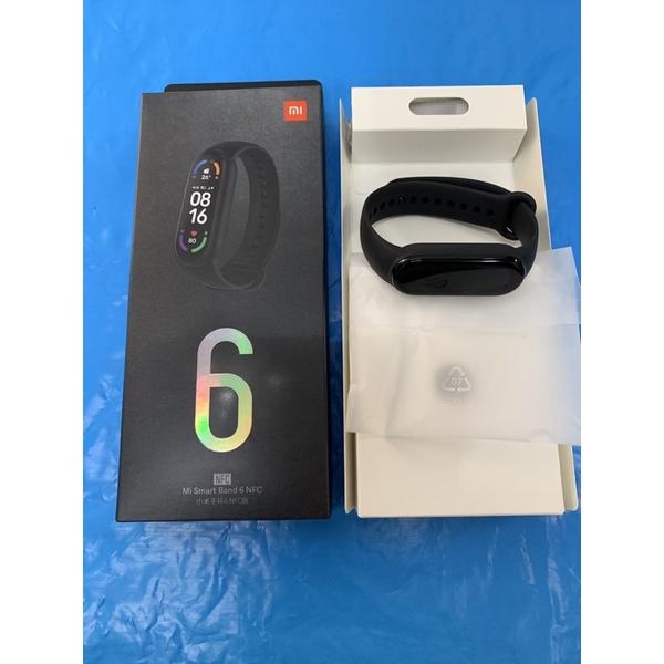 小米手環6 NFC版本 運動手環 悠遊卡非 米4 米5