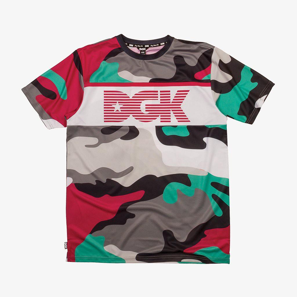 DGK Excursion Custom Soccer Jersey 球衣《Jimi Skate Shop》