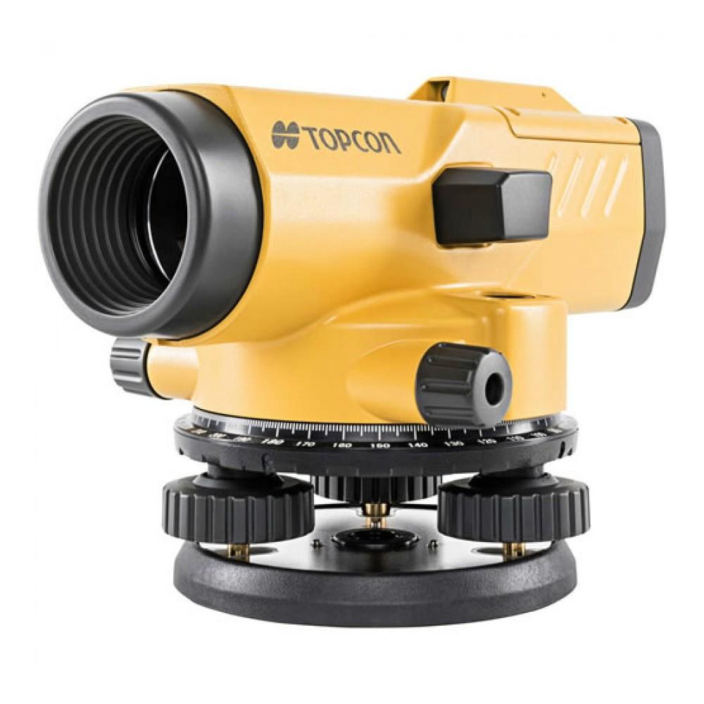 水準儀 TOPCON AT-B4 A 光學水平儀 24倍 全新品 保固一年 【艾世達測量儀器網】