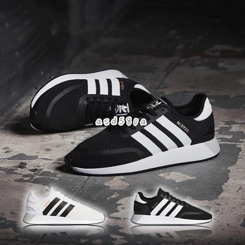Adidas Originals N-5923 李聖經同款休閒鞋 三葉草慢跑鞋 情侶鞋