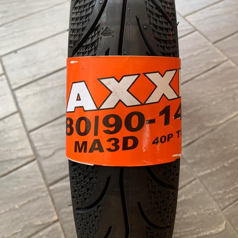 『全新品』【MAXXIS】正新 瑪吉斯 輪胎 型號 MA3D 鑽石胎 尺寸 80-90-14