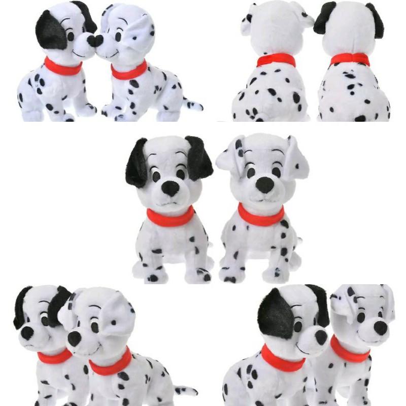 日本代購 迪士尼 101忠狗 絨毛玩偶 娃娃