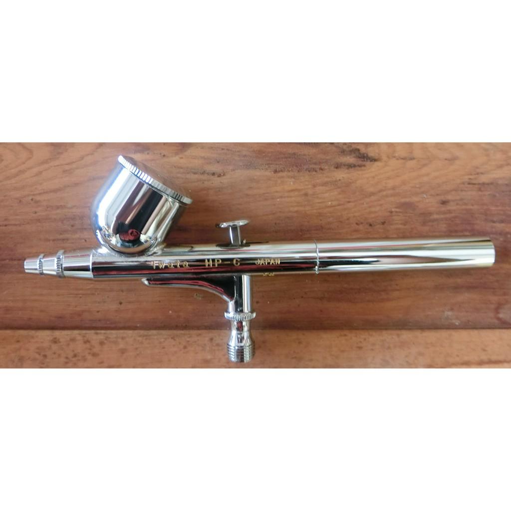 岩田iwata日本原裝HP-C噴筆(噴槍)模型噴筆 指甲彩繪 美術噴筆口徑(0.3mm)
