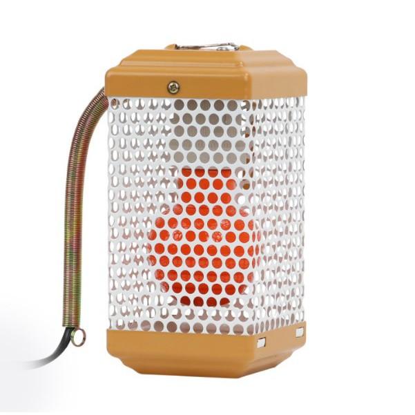 Hamster小動物陶瓷保溫燈組100瓦 附燈罩 寒冬中的暖燈 保固一年 鳥可用