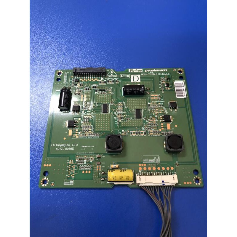 LG 樂金 37LV3500 恆流板 6917L-0056D 拆機良品