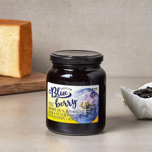 [Emart No brand] 藍莓果醬 450g