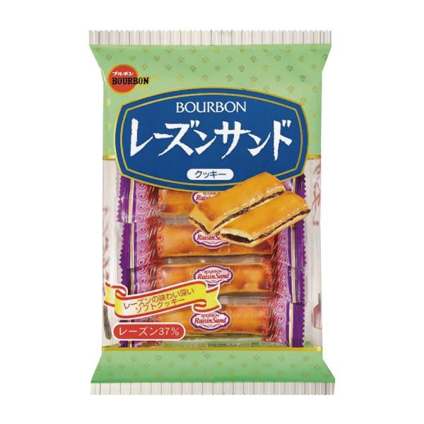 模範生的店 【Bourbon北日本】北日本葡萄夾心餅(86.4g)