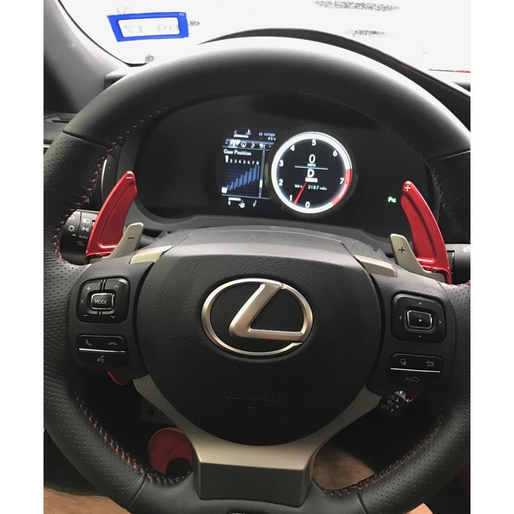LEXUS IS NX 方向盤 撥片 延長撥片 鋁合金 IS200 IS300 IS300H  NX200 NX300