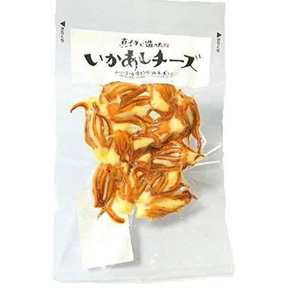 北海道直送 函館土產 魷魚奶酪 起司條  4/19收單 鱈魚起司條