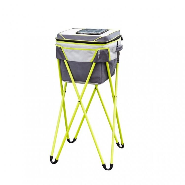 【Coleman】可收納軟式保冷箱 36罐 保冷熱袋 輕便 戶外 露營 冰桶式