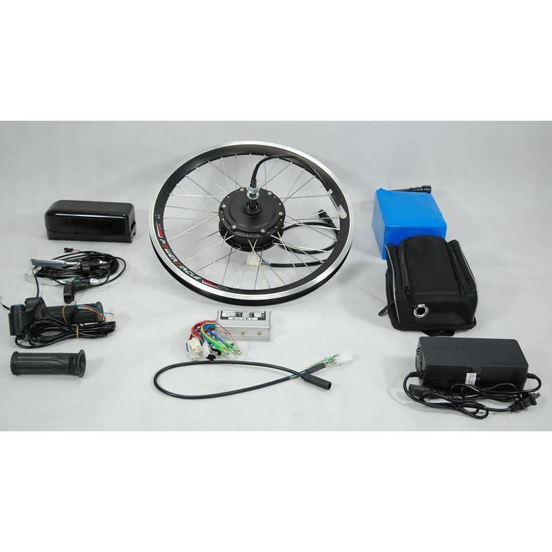 【創能科技】DIY電動自行車改裝套件/電動車改裝套件/電動腳踏車改裝套件/電動車改裝/腳踏車改裝電動/自行車改裝電動