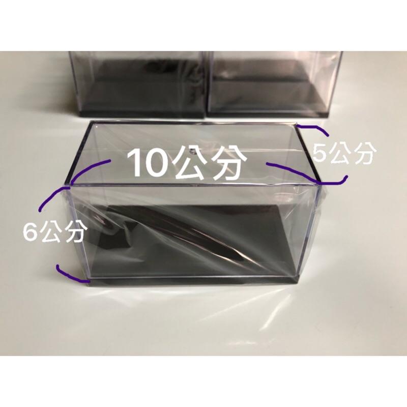 【現貨】透明 展示盒 模型盒 透明盒 tomica小車 7-11模型車 壓克力收納盒