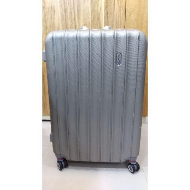 二手Rowana 29吋 鋁框式 ABS材質 硬殼行李箱