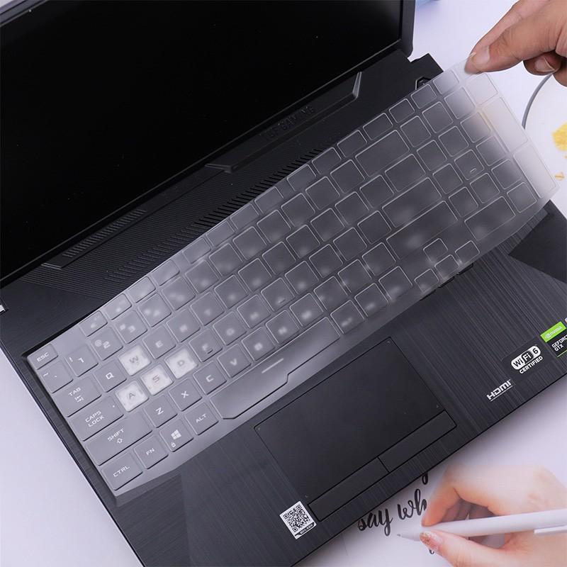 現貨  快速出貨☍✉◇適用華碩飛行堡壘9酷睿11代i7手提RTX3060游戲筆記本鍵盤保護膜套