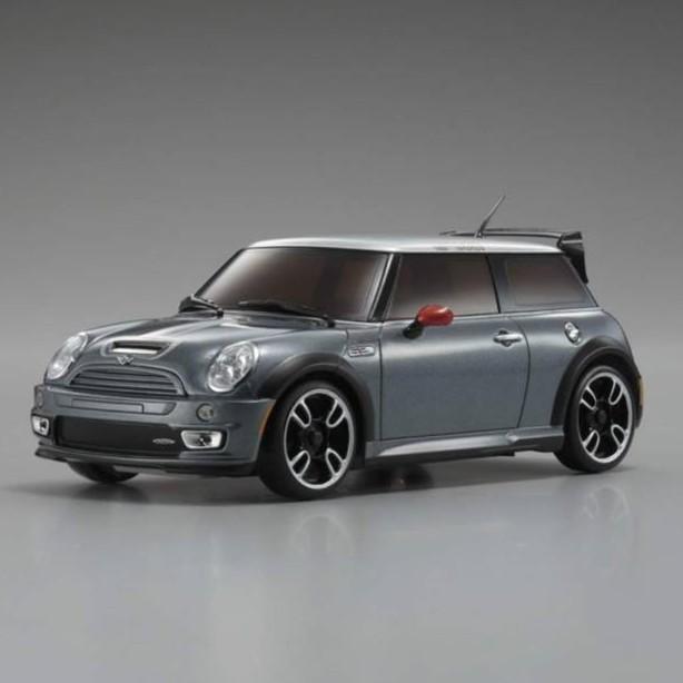 Mini Cooper S John Cooper Works GP(灰) 模型/比例1:27/模型車/迷你庫柏