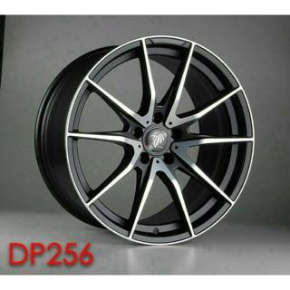 類RAYS 18吋5孔112黑底車面鋁圈 其他尺寸歡迎洽詢 價格標示88非實際售價 洽詢優惠中