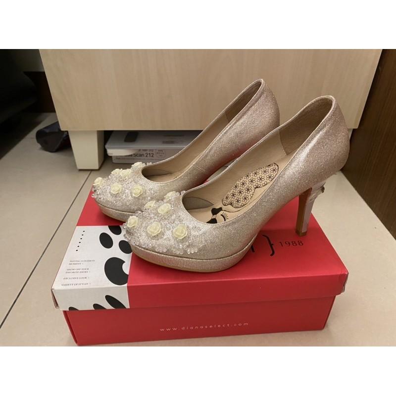 DIANA婚鞋婚紗鞋