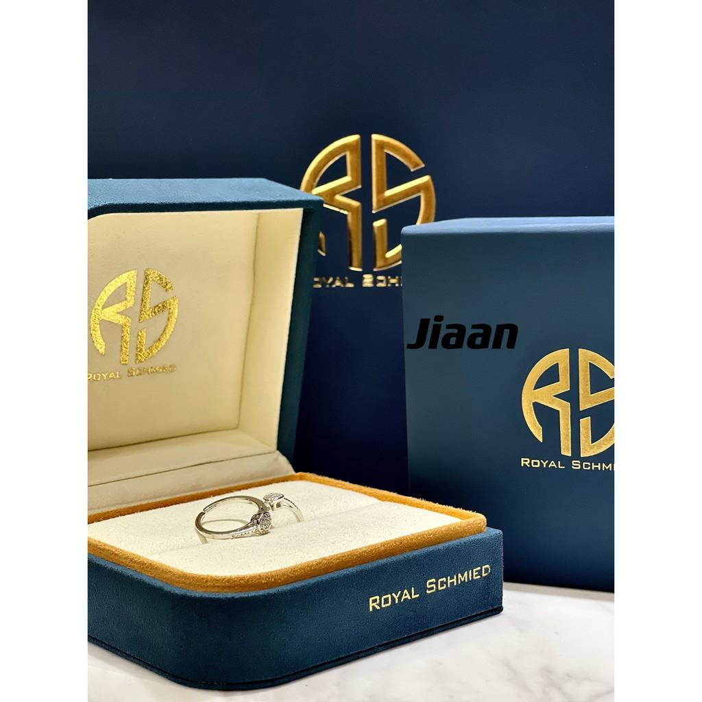 [Ace 歐美精品服飾] Royal Schmied 皇家 鍛造 真鑽 戒指💎