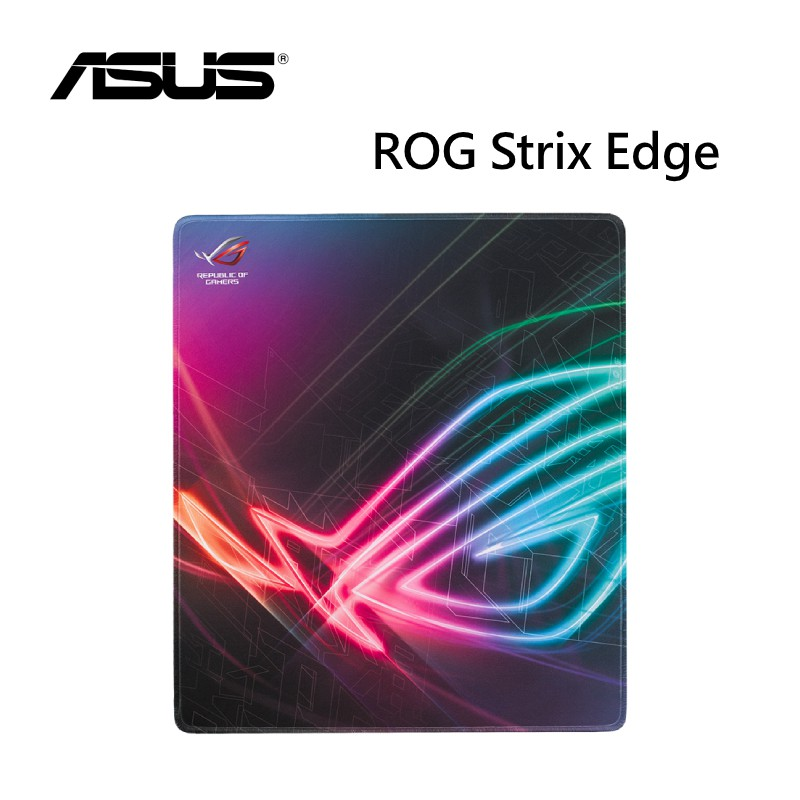 【公司貨】華碩 ASUS ROG STRIX EDGE 電競滑鼠墊