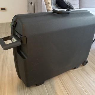 Samsonite Oyster 新秀麗復古風28吋行李箱 黑色二手 臺北市