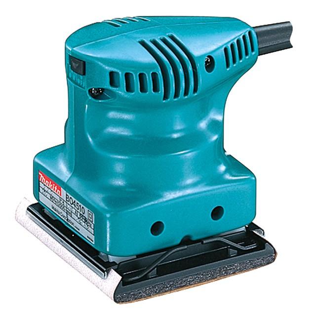 比爾全新公司貨牧田MAKITA日本製砂紙機 散打 研磨機BO4510 木工 油漆裝潢