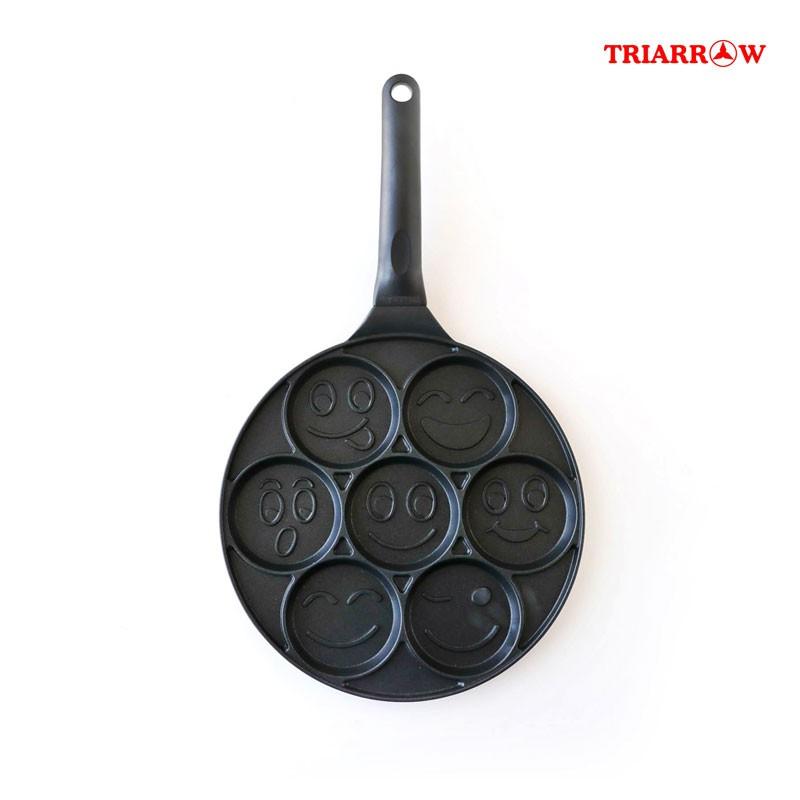 三箭牌 微笑多用途烤盤 WY-024 紅豆餅 車輪餅 蛋糕 銅鑼燒 雞蛋糕 鬆餅 烤盤
