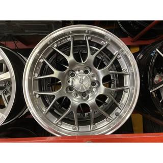 +歐買尬輪胎館+優質拆車鋁圈 近新品 17吋 5x108 8J ET38 直購價8000一組 無傷 無變形 只裝3天拆下