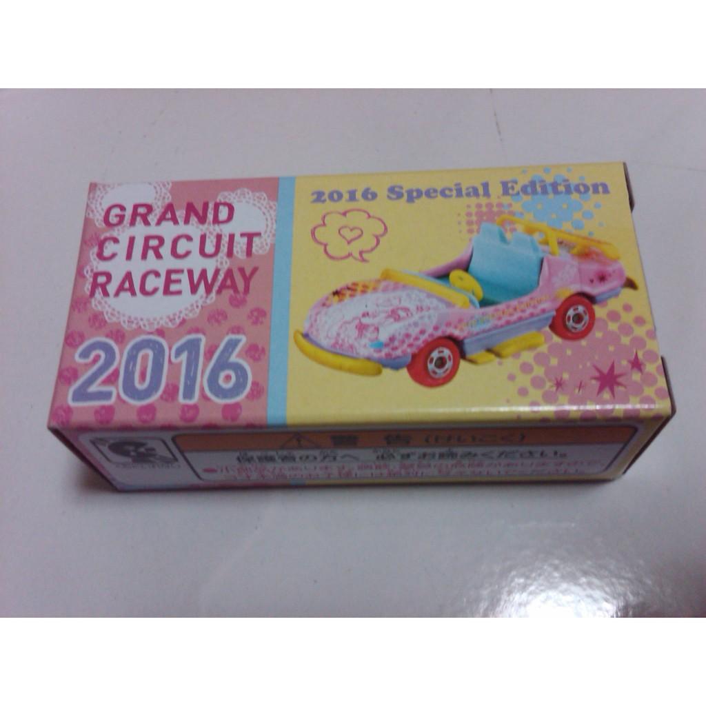 【TOMICA多美小汽車】多美小汽車 東京迪士尼樂園 限定 2016 新車  跑車
