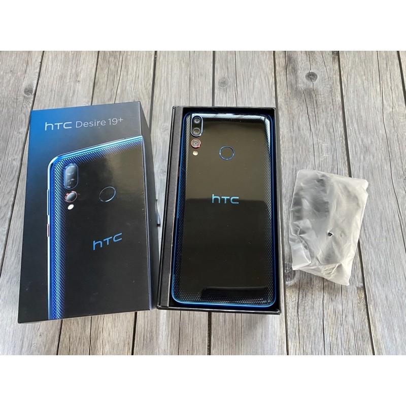 HTC Desire 19+ 6G/128G 星燦藍 非 U11 U12 EYES life 5z u12+ U19e