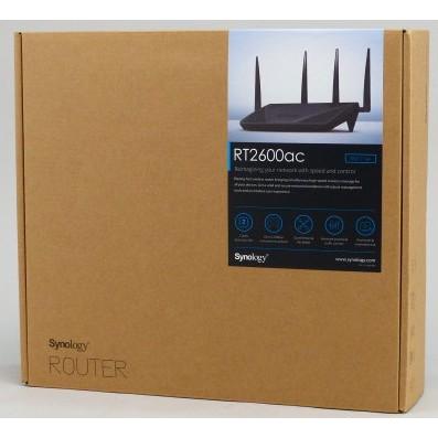 【全新公司貨/另有免運活動】Synology RT2600AC Router路由器 原廠保固兩年
