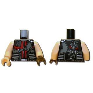 公主樂糕殿 LEGO 樂高 6867 6868 超級英雄 鷹眼 身體 黑色 膚色手 973pb1178c01 A208 新北市