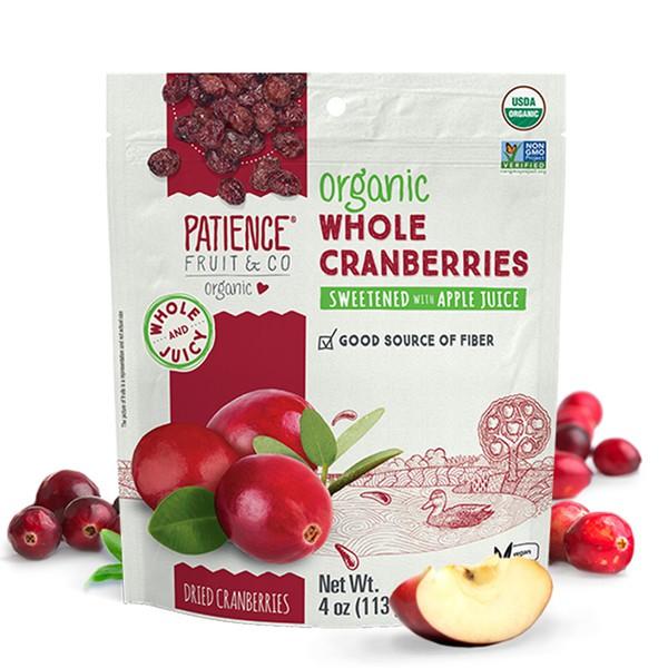沛森思 ◆ 有機整顆蔓越莓乾