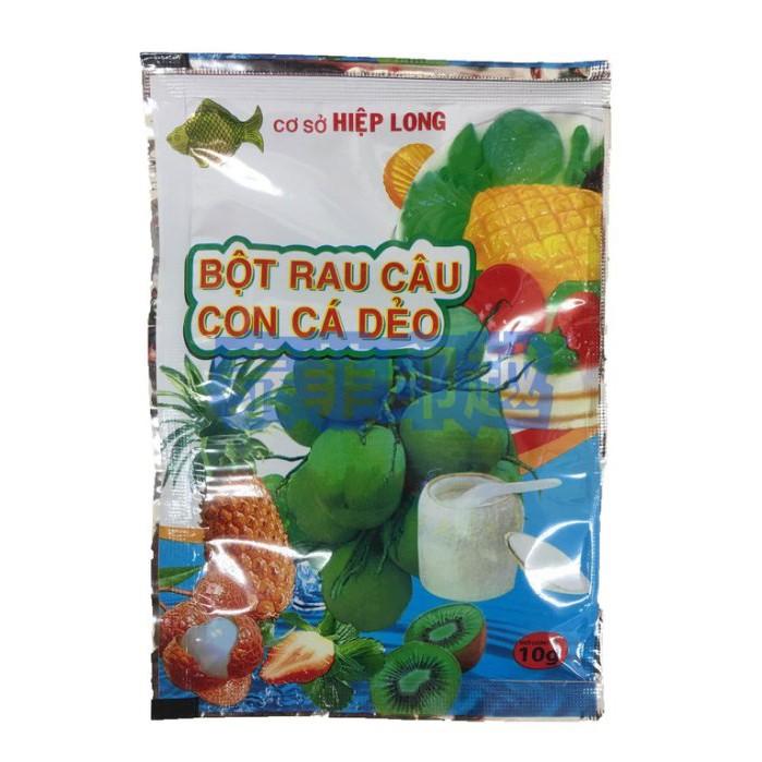 {泰菲印越} 越南 洋菜粉 果凍粉 10克