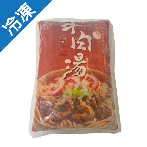 享點子番茄牛肉湯500g/包【愛買冷凍】