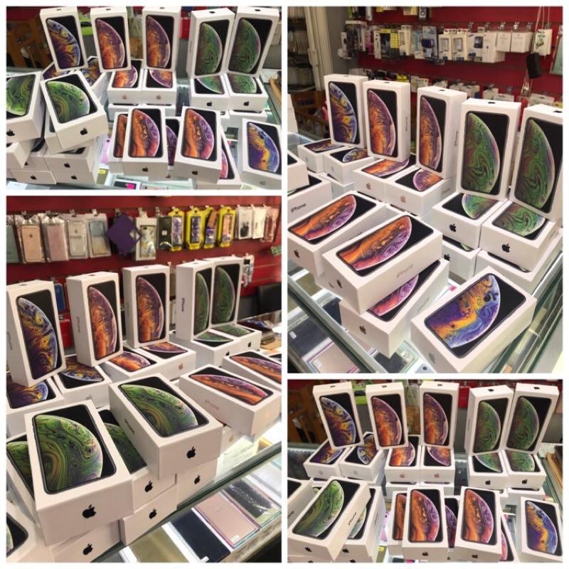 全新及二手都現貨★IPHONE XS XS MAX 256G 64G 512G 可刷卡無卡分期 可舊機交換 789