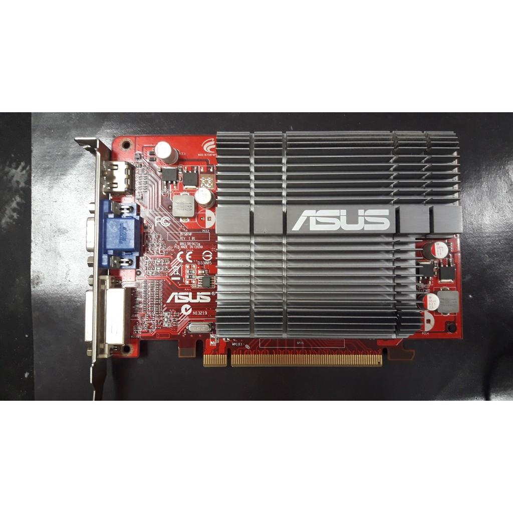 華碩EAH4350\SLENT/DI/1GD2顯示卡/良品 $200