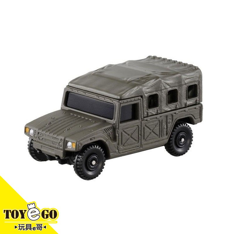 TOMICA 096 自衛隊機動車 玩具e哥 10257