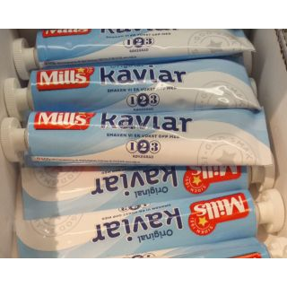 《代購》Mills 挪威 kaviar 牙膏魚子醬  鱈魚子醬 🐟 臺中市